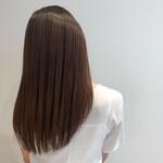 ストレート 髪質改善トリートメント ナチュラル 髪質改善