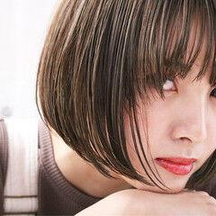 ショート 透明感カラー ナチュラル ヘアメイク ヘアスタイルや髪型の写真・画像