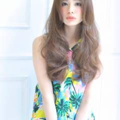 モテ髪 コンサバ 愛され フェミニン ヘアスタイルや髪型の写真・画像