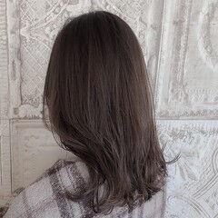ナチュラルグラデーション レイヤースタイル ロング ナチュラル ヘアスタイルや髪型の写真・画像