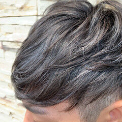 メンズヘア モード メンズカット メンズショート ヘアスタイルや髪型の写真・画像