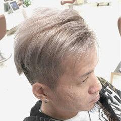 ハロウィン オフィス イルミナカラー アウトドア ヘアスタイルや髪型の写真・画像