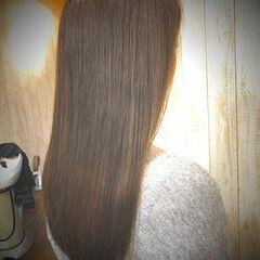 ミディアム 大人女子 オーガニックアッシュ 冬 ヘアスタイルや髪型の写真・画像