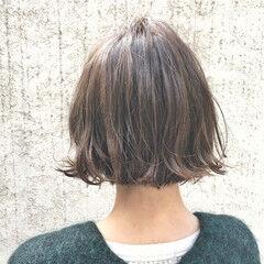 ショートボブ ストリート ボブ ショートヘア ヘアスタイルや髪型の写真・画像
