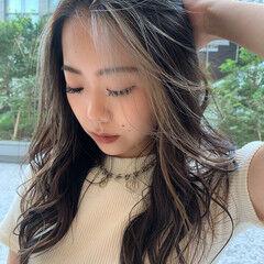 PEEK-A-BOO ハイライト うぶ毛ハイライト 阿藤俊也 ヘアスタイルや髪型の写真・画像