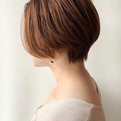 ばっさり 大人かわいい オフィス コンサバ ヘアスタイルや髪型の写真・画像