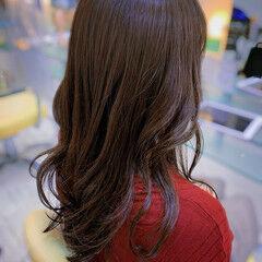 巻き髪 ロング 韓国ヘア ヨシンモリ ヘアスタイルや髪型の写真・画像
