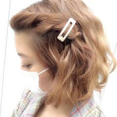 中川遥さんが投稿したヘアスタイル