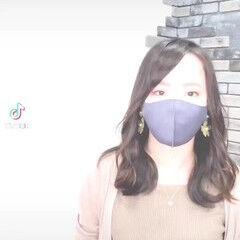 名古屋市守山区 髪の病院 頭皮改善 ロング ヘアスタイルや髪型の写真・画像