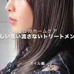 田中 舞華/ 副店長/ トレンド×小顔カットさんが投稿したヘアスタイル