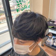 ショート ナチュラル メンズスタイル メンズヘア ヘアスタイルや髪型の写真・画像