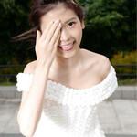 結婚式 ロング ドレス ヘアアレンジ
