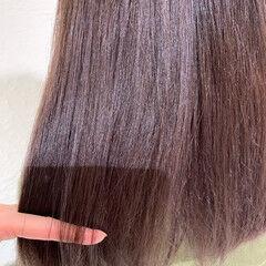 デート 秋 フェミニン 艶髪 ヘアスタイルや髪型の写真・画像