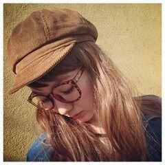 ストレート ヘアアレンジ ロング ウィッグ ヘアスタイルや髪型の写真・画像