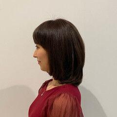 ノースタイリング エレガント ウルフ女子 美シルエット ヘアスタイルや髪型の写真・画像