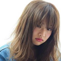 ストレート ピュア パンク ミディアム ヘアスタイルや髪型の写真・画像