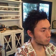 ショート ストリート 男ウケ ヘアスタイルや髪型の写真・画像
