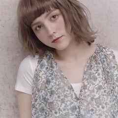冬 愛され アンニュイほつれヘア モテ髪 ヘアスタイルや髪型の写真・画像