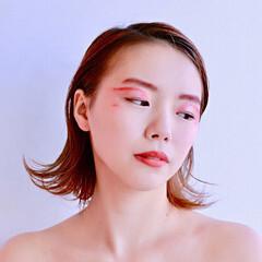 パンク ボブ かわいい セクシー ヘアスタイルや髪型の写真・画像