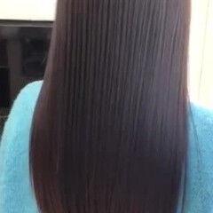 大人ロング ナチュラル ロングヘア ロング ヘアスタイルや髪型の写真・画像