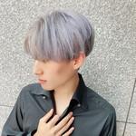 メンズ メンズカット ショート 韓国ヘア
