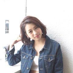 ヘアアレンジ 夏 アンニュイ 秋 ヘアスタイルや髪型の写真・画像