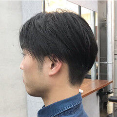 刈り上げショート メンズショート ショート メンズヘア ヘアスタイルや髪型の写真・画像