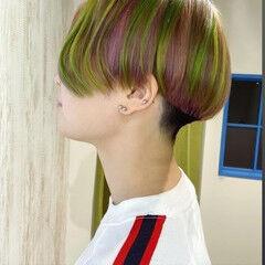 モード ショート ショートボブ おしゃれさんと繋がりたい ヘアスタイルや髪型の写真・画像