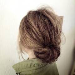 ヘアアレンジ ロング アップスタイル パーティ ヘアスタイルや髪型の写真・画像
