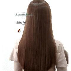 ナチュラル トリートメント 髪の病院 頭皮ケア ヘアスタイルや髪型の写真・画像