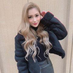 ホワイトシルバー ハイトーンカラー ストリート ホワイトカラー ヘアスタイルや髪型の写真・画像
