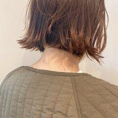アウトドア デート ナチュラル オフィス ヘアスタイルや髪型の写真・画像