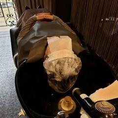 髪質改善 名古屋市守山区 頭皮ケア ナチュラル ヘアスタイルや髪型の写真・画像