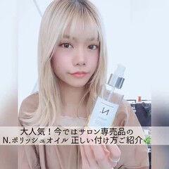 若山 葵 ALIVE kichijojiさんが投稿したヘアスタイル