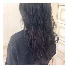 セミロング デート ナチュラル モテ髪 ヘアスタイルや髪型の写真・画像
