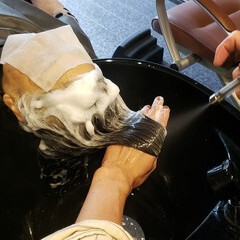 名古屋市守山区 髪の病院 頭皮ケア ナチュラル ヘアスタイルや髪型の写真・画像