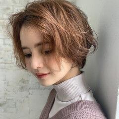 外国人風 外人風パーマ 外国人風パーマ パーマ ヘアスタイルや髪型の写真・画像