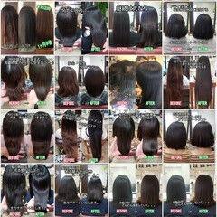ナチュラル 名古屋市守山区 髪の病院 トリートメント ヘアスタイルや髪型の写真・画像