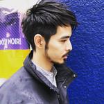 メンズヘア メンズカット メンズカジュアル ストリート