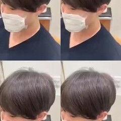 イメチェン ショートヘア ストリート ベリーショート ヘアスタイルや髪型の写真・画像