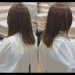 髪質改善 髪質改善カラー ナチュラル 髪質改善トリートメント