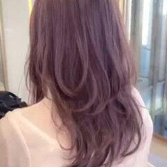 鎖骨ミディアム コンサバ ミディアム ミディアムレイヤー ヘアスタイルや髪型の写真・画像