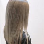 髪質改善 髪質改善カラー ロング 髪質改善トリートメント