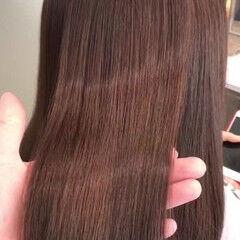 ナチュラル 髪質改善トリートメント 最新トリートメント 髪質改善 ヘアスタイルや髪型の写真・画像