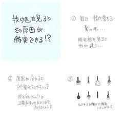 名古屋市守山区 セミロング ナチュラル 髪の病院 ヘアスタイルや髪型の写真・画像