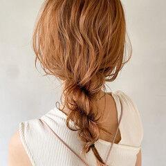 ミディアムレイヤー 結婚式 ショートボブ 切りっぱなしボブ ヘアスタイルや髪型の写真・画像