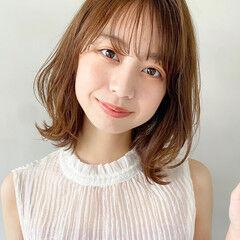 ヨシンモリ 結婚式 シースルーバング ショートヘア ヘアスタイルや髪型の写真・画像