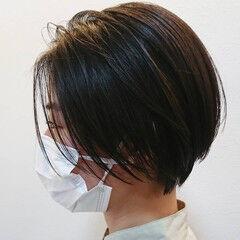 末平智恵さんが投稿したヘアスタイル