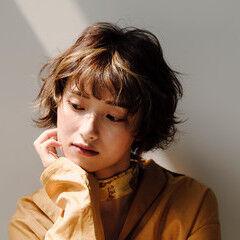 阿藤俊也 ショートボブ 似合わせカット グラボブ ヘアスタイルや髪型の写真・画像