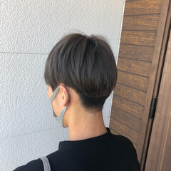 マッシュ モード ショート メンズマッシュ ヘアスタイルや髪型の写真・画像